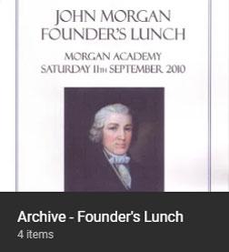 founderslunch